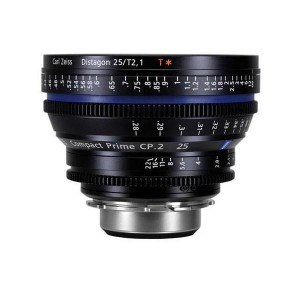 Carl Zeiss Compact Prime CP.2 2,1/25 EF metric - ZEISS1875-601 ()