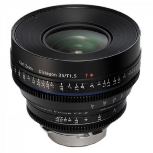 Carl Zeiss Compact Prime CP.2 1,5/35 T* - ZEISS1916-639 (PL mount/metrik - SUPER SPEED)