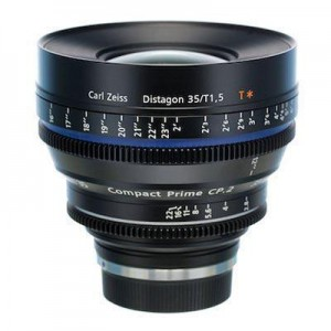 Carl Zeiss Compact Prime CP.2 1,5/35 - ZEISS1916-643 (F mount/metric - SUPER SPEED)