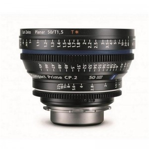 Carl Zeiss Compact Prime CP.2 1,5/50 T* - ZEISS1956-594 (PL mount/metrik - SUPER SPEED)
