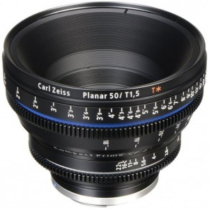 Carl Zeiss Compact Prime CP.2 1,5/50 - ZEISS1956-596 (EF mount/metrik - SUPER SPEED)
