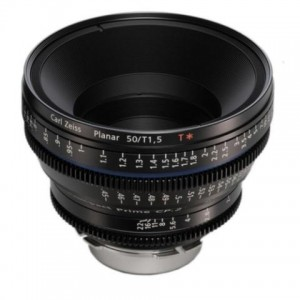 Carl Zeiss Compact Prime CP.2 1,5/50 - ZEISS1956-608 (F mount/metrik - SUPER SPEED)