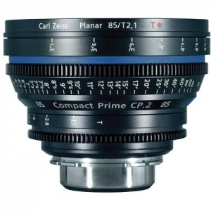 Carl Zeiss Compact Prime CP.2 1,5/85 T* - ZEISS1957-506 (PL mount/metrik - SUPER SPEED)