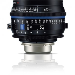 Carl Zeiss Compact Prime CP.3 2,9/21 - ZEISS2183-050 (PL mount-metrik, XD eXtended Data)