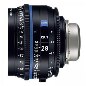 Carl Zeiss Compact Prime CP.3 2,9/21 - ZEISS2183-061 (EF mount-metrik,)