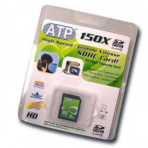ATP SDHC 8GB 150x MLC - ATP_8GSD ()