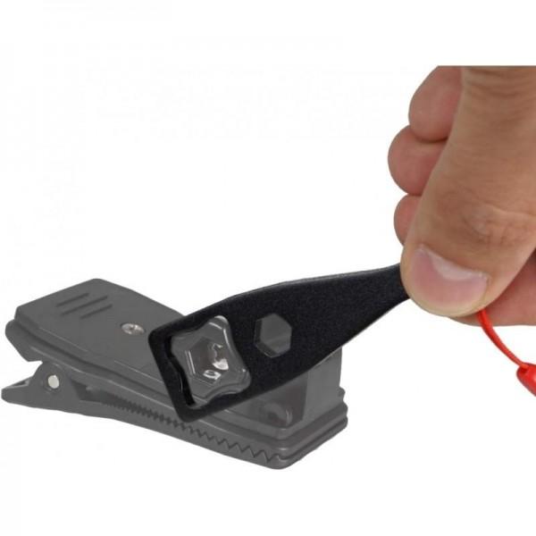 BIG Aluminijasti kluč za GoProBIG425970