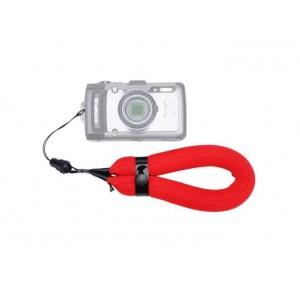 JJC Plavajoči zapestni trak za fotoaparat rdeč - BIG426418 ()
