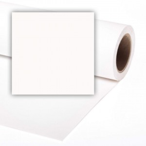 Colorama SUPER WHITE 2,72x11m OZADJE PAPIR - CO1107 ()