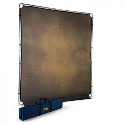 Lastolite EzyFrame Vintage Zložljivo ozadje - Oliv - LASTOLB7924 (zložljiv ALU okvir, 2x2,3m)