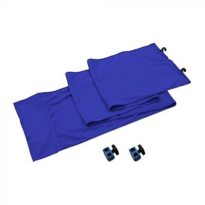 Lastolite PANORAMIC BACKGROUND povezovalni komplet - LASTOLB7944 (CHROMAKEY Blue, 2,3m)