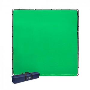 Lastolite StudioLink ChromaKey Green Screen kit - LASTOLR83350 (3x3m)