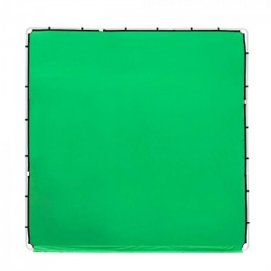 Lastolite StudioLink ChromaKey Green 3x3m prevleka - LASTOLR83351 ()