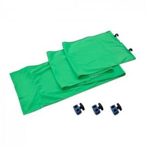 Lastolite StudioLink ChromaKey Green 3x3m - LASTOLR83354 (povezovalni komplet)
