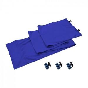 Lastolite StudioLink ChromaKey Blue 3x3m - LASTOLR83355 (povezovalni komplet)