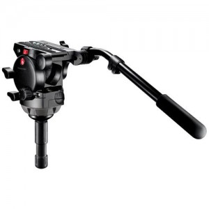 Manfrotto 526 Pro Fluid video glava - MAN526-1 ()
