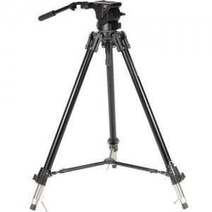 Manfrotto 526 Pro Fluid video glava + - MAN526528XBK1 (stojalo 528XB + MBAG120PN)