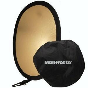Manfrotto odbojnik srebrn/zlat 95x70cm - MANAVEI3834 ()