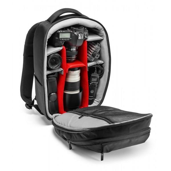 *Manfrotto Advanced nahrbtnik za fotoaparat in - MB-MA-BP-GPL (prenosni računalnik Gearpack L za DSLR)
