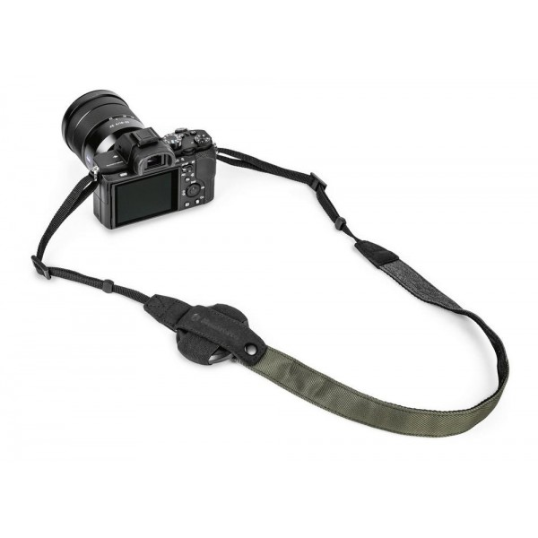 Manfrotto Street CSC Strap - zelen - MB-MS-STRAP ()