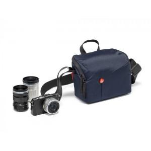 Manfrotto NX Shoulder bag V2 CSC - moder - MB-NX-SB-IBU2 ()