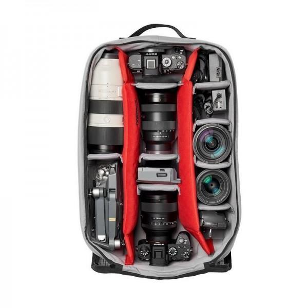 Manfrotto Pro Light Reloader Spin-55 potovalni - MB-PL-RL-S55 (kovček s koleščki)