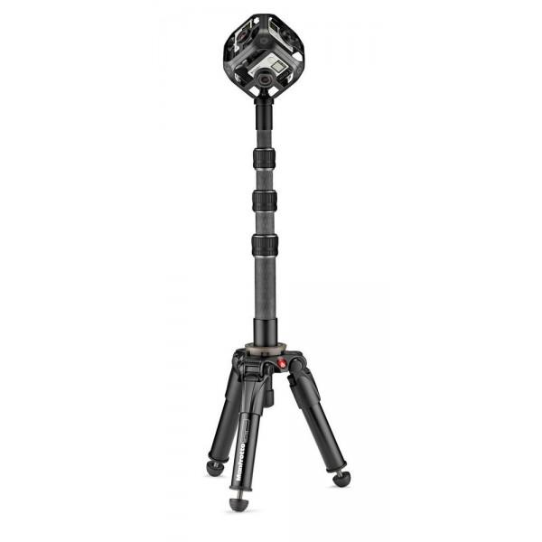 Manfrotto VR ALU mini stojalo - pol krogla - MBASEPROVR(višina 26,5cm  )