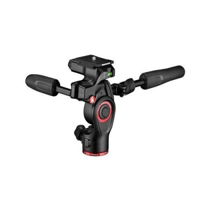 Manfrotto Befree 3Way LIVE glava - MH01HY-3W ()