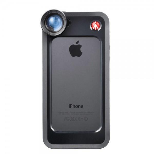 Manfrotto KLYP iPHONE set leč - MOKLYP5S (za iPHONE 5, Portret 1,5x, Landscape 0,68x,)