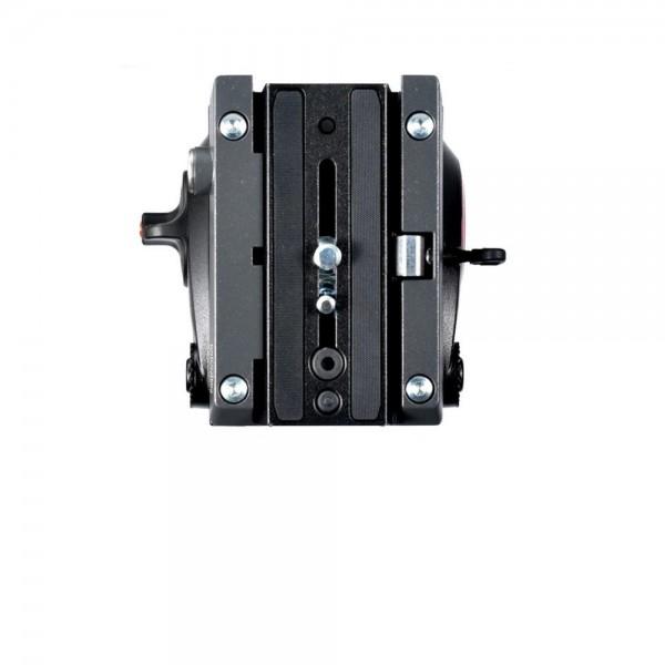 Manfrotto FLUID VIDEO GLAVA Flat - MVH500AH (ravna baza, max.nos.:5kg, teža:0,9kg)