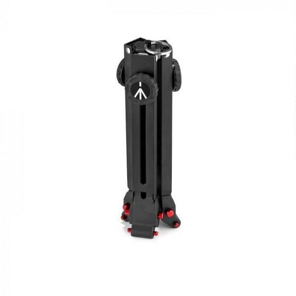 Manfrotto NitroTech 608 + CF Fast Twin legs MS - MVK608TWINFC ()