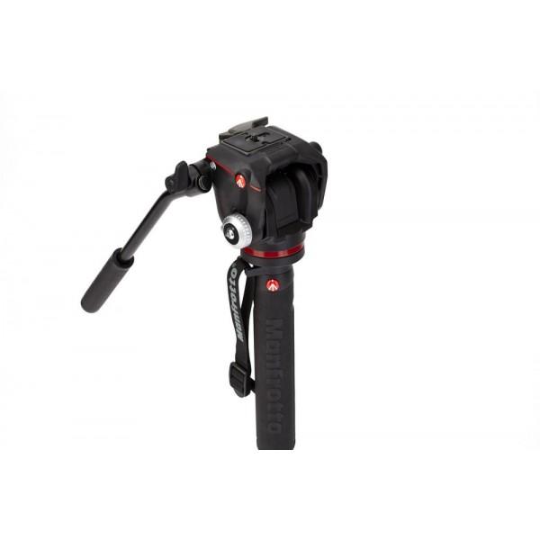 *Manfrotto Fluid Monopod z XPRO glavo - MVMXPROA42W (max.nos.:4kg,teža 1,9kg, max. višina 203,0cm,)