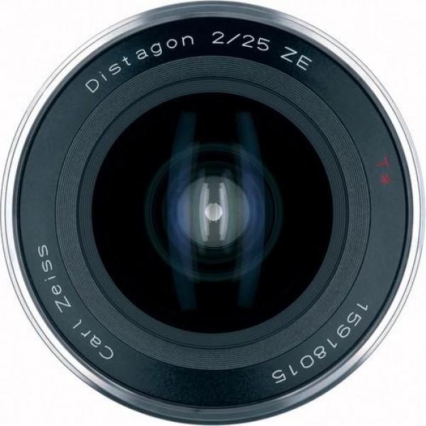 Zeiss Distagon T* 2/25 ZE Canon EOS - ZEISS1871-766 (priložena sončna zaslonka)