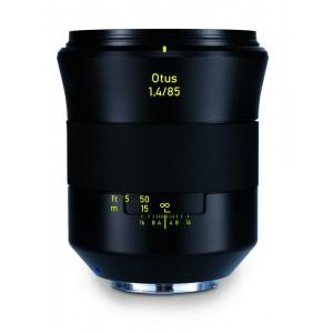 Zeiss Otus 1,4/85 EF EOS bajonet - ZEISS2040-292(priložena sončna zaslonka, premer filtra 86mm )