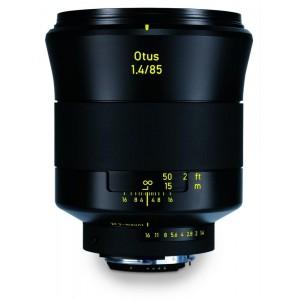 Zeiss Otus 1,4/85 ZF.2 Nikon bajonet - ZEISS2040-293(priložena sončna zaslonka, premer filtra 86mm GRATIS Zeiss čistilni set za optiko)