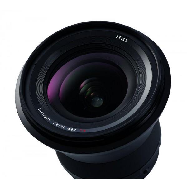 Zeiss Milvus 2,8/21 ZF.2 Nikon - ZEISS2096-548 (priložena sončna zaslonka)